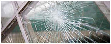 Macclesfield Smashed Glass